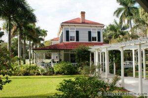 Edison & Ford Winter Estates, Florida