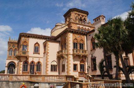 Ca' d'Zan & Ringling Museum, Sarasota, Florida