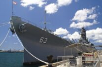 Battleship Missouri, Pearl Harbor, Oahu