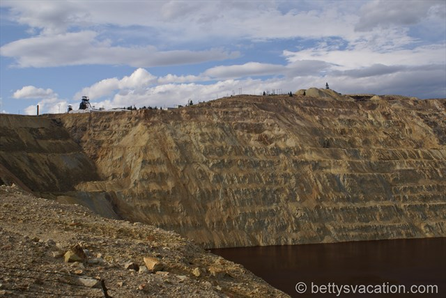 Berkeley Pit, Butte, MT