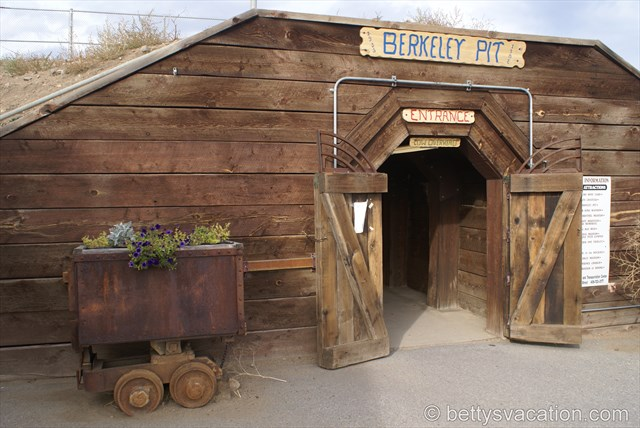 Berkeley Pit, Butte, MT