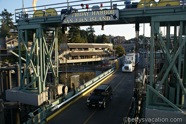 Friday Harbor Ferry Terminal