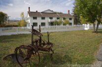 Grant-Kohrs Ranch National Historic Site, Deer Lodge, Montana