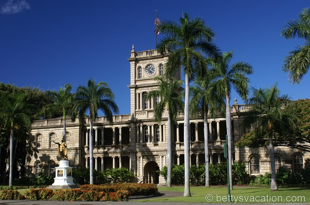 Honolulu Courthouse