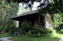 Lochsa Historical Ranger Station, Idaho