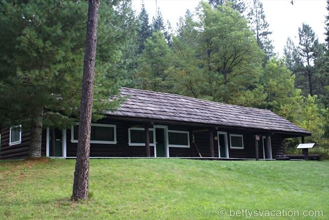 Lochsa Ranger Station
