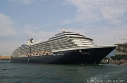 Oosterdam, Holland America Cruise Line