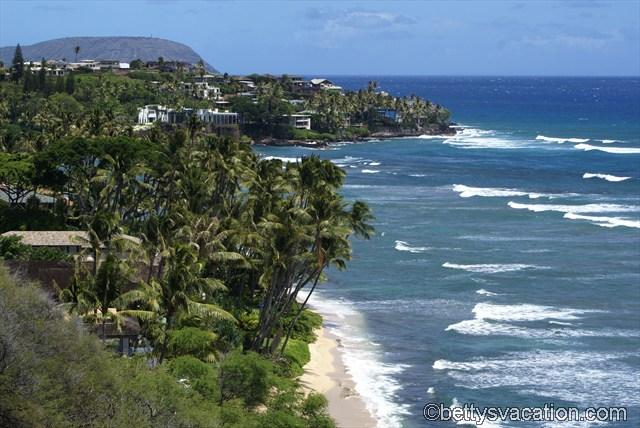 Oahu Coastline