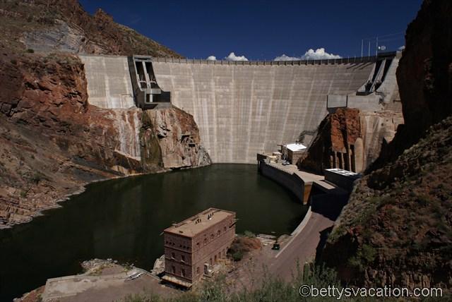 Salt River Dam