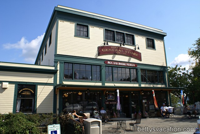 General Store Port Gamble