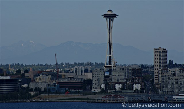 Seattle von Alki Point