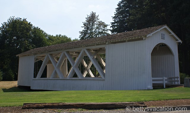 Stayton-Jordan Covered Bridge