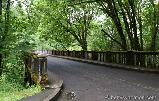 Historic Columbia River Scenic Highway