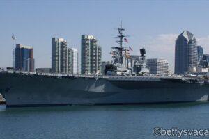 USS Midway, San Diego, Kalifornien
