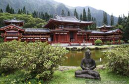 Valley of the Temples, Oahu, Hawai'i