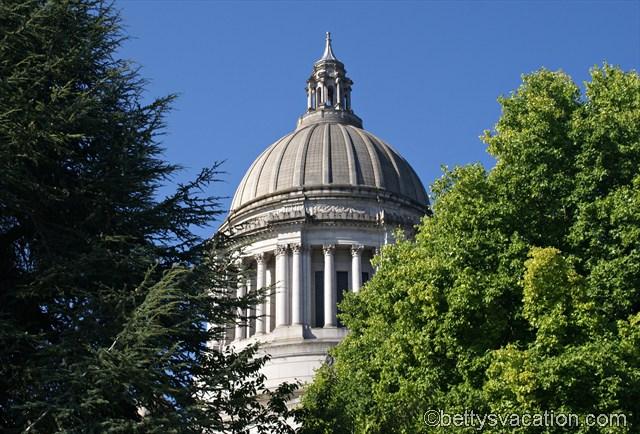 Kapitol von Washington, Olympia
