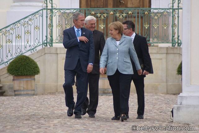 Bush Besuch 2008 (3)