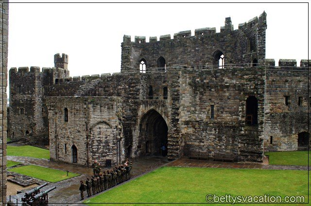 Caernarfon Castle (2)