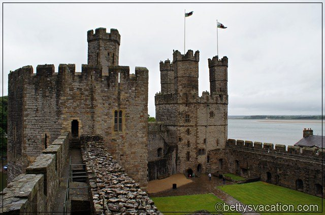 Caernarfon Castle (3)