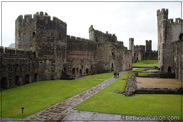 Caernarfon Castle (5)