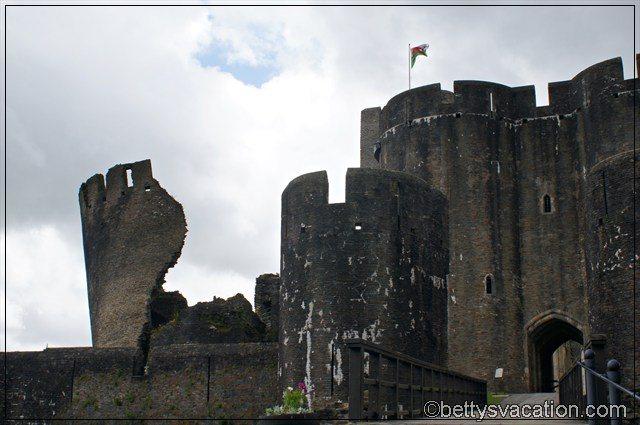 Caerphilly Castle (4)