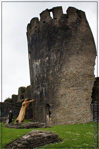 Caerphilly Castle (6)