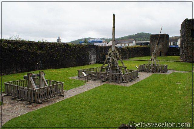 Caerphilly Castle (7)
