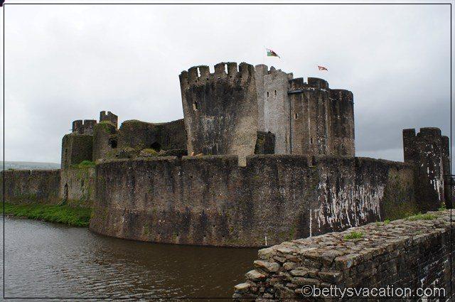 Caerphilly Castle (8)