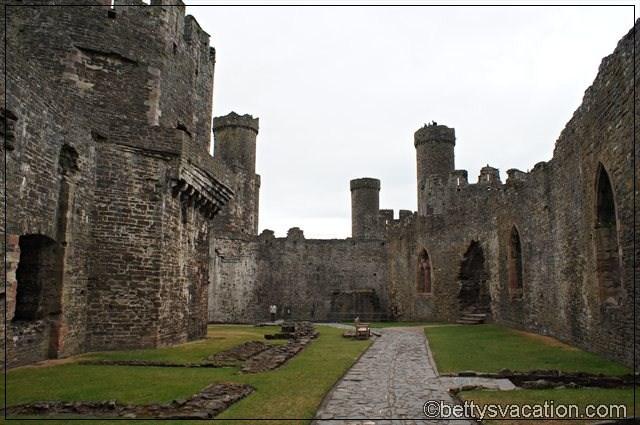 Conwy Castle (3)