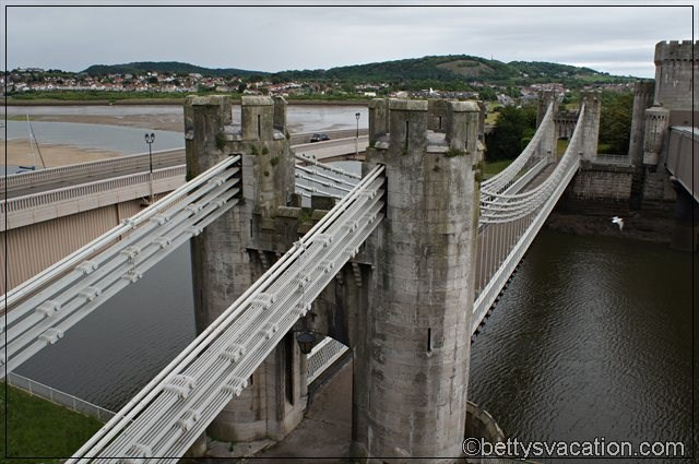 Conwy Suspension Bridge (1)
