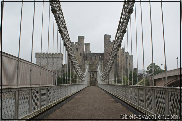 Conwy Suspension Bridge (2)
