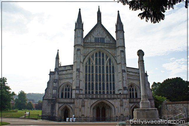 Winchester Cathedral (2)