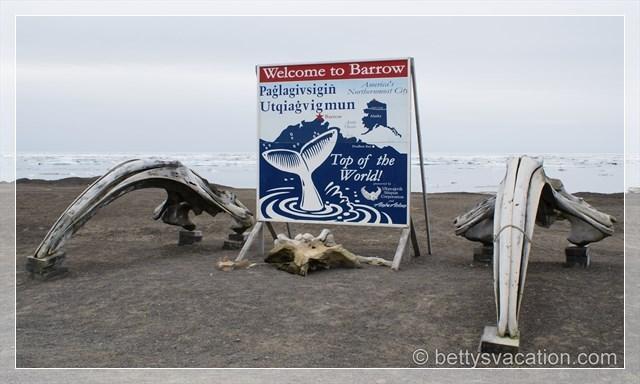 Barrow Sign