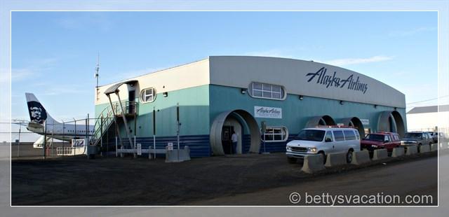 Flughafen Barrow