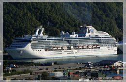 Island Princess, Princess Cruises