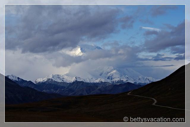 Mt. McKinley auf Denali Tour