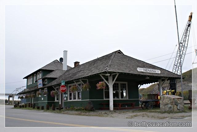 Nenana Railway Station