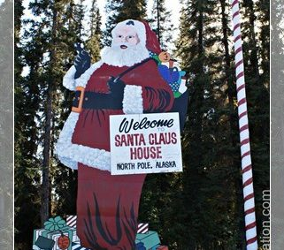 Santa Claus House, North Pole, Alaska