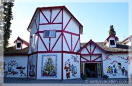 Santa Claus House, North Pole, Alaska