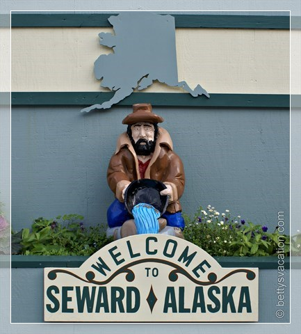 Seward Welcome
