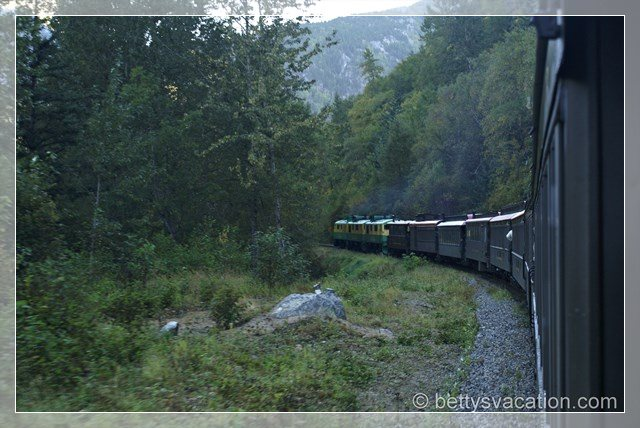 White Pass Railway 2