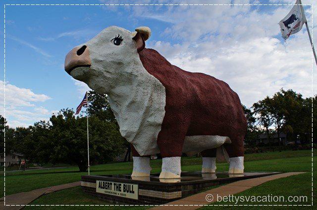 Albert the Bull 3