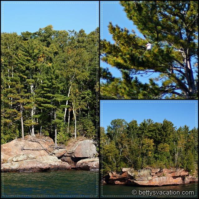 Apostle Islands Lakeshore Collage 1