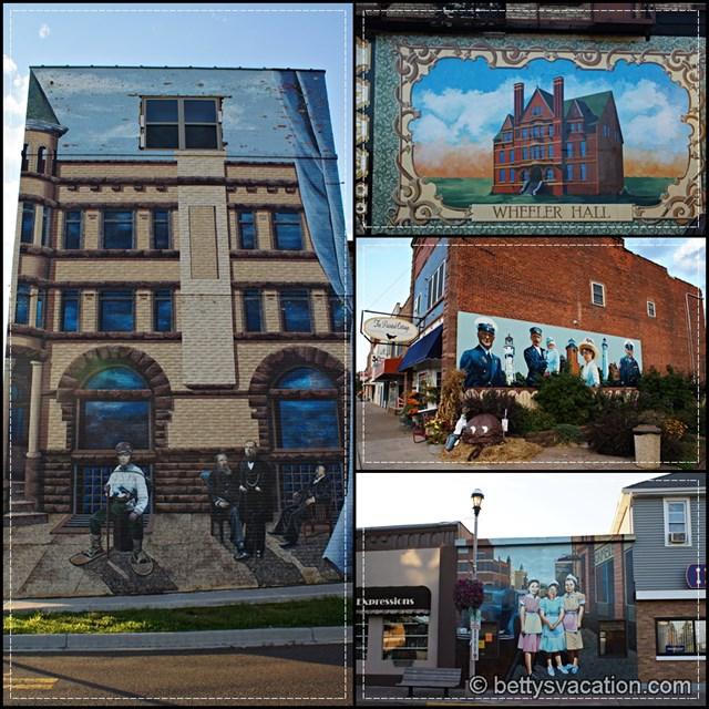 Ashland Murals Collage 1