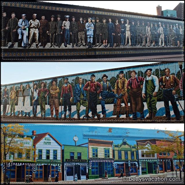 Ashland Murals Collage 2