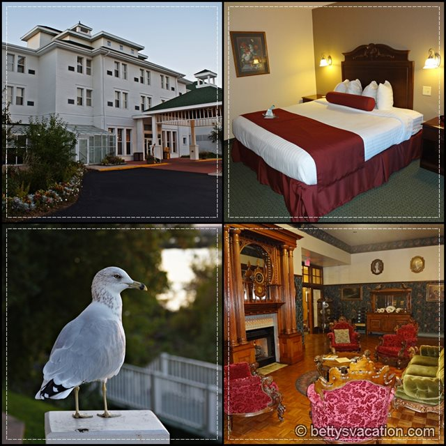 Best Western The Hotel Chequamegon Collage