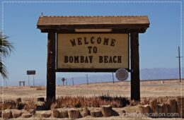 Bombay Beach, Kalifornien