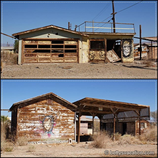 Bombay Beach Collage 3
