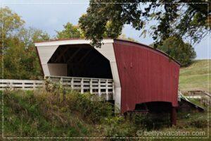 Die Brücken am Fluss, Winterset, Iowa