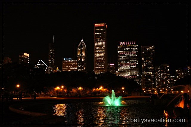 Chicago by Night 2